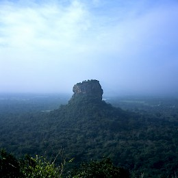 Sigiriya Rock Temple